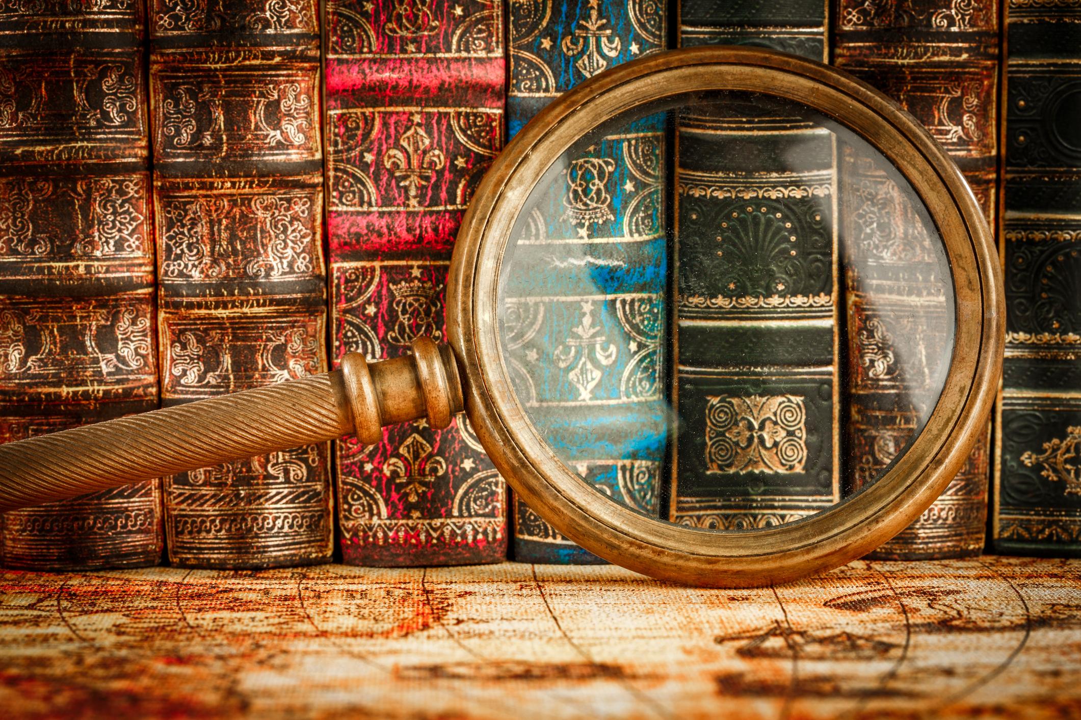 Litteratur – underhållning för alla åldrar
