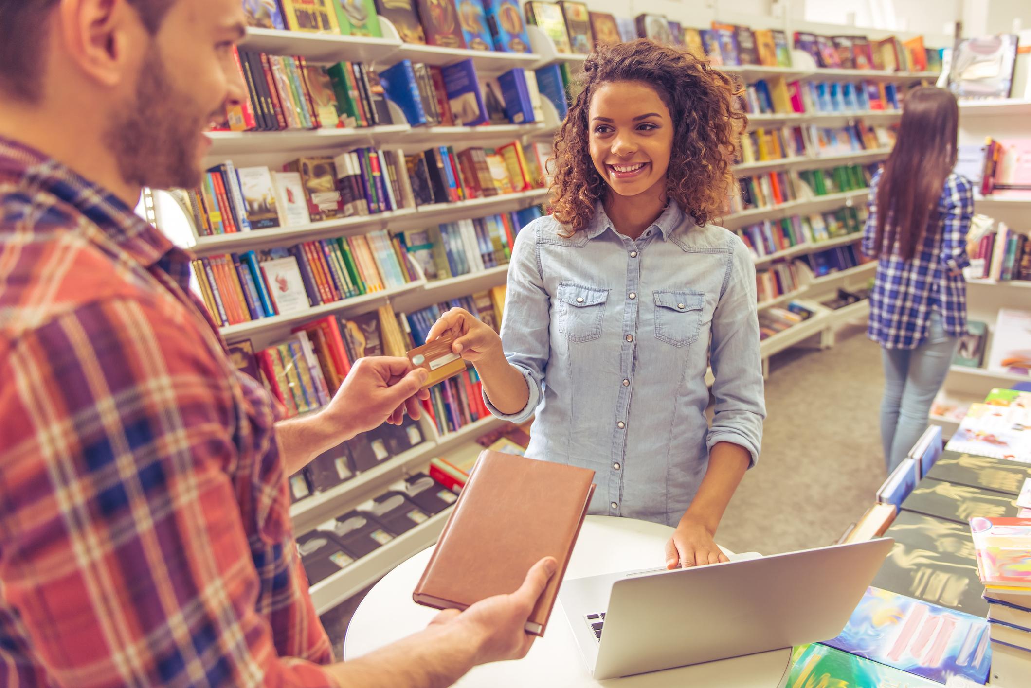 Var köper man böcker?