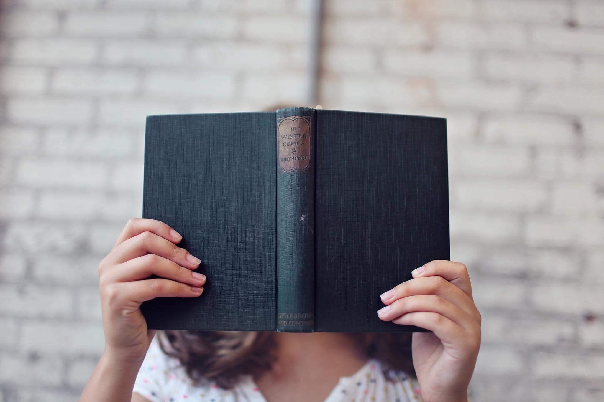 Läsa eller lyssna